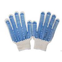 Перчатки с ПВХ протектором