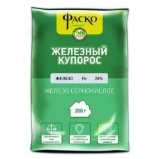 ЖЕЛЕЗНЫЙ КУПОРОС 200ГР