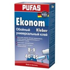 КЛЕЙ ОБОЙНЫЙ  ЭКОНОМ УНИВЕРСАЛЬНЫЙ 40-45М2  300ГР