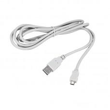 ШНУР MICRO USB (MALE)-USB-A(MALE) 1.8М