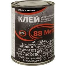 КЛЕЙ УНИВЕРСАЛЬНЫЙ ВОДОСТОЙКИЙ 88-METAL 0.75Л
