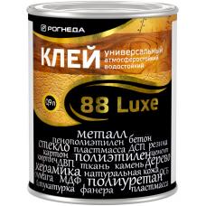 КЛЕЙ УНИВЕРСАЛЬНЫЙ ВОДОСТОЙКИЙ 88-LUXE 0.9Л