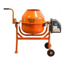 Бетоносмеситель ECO CM-70 (объем 70/50 л, 380 Вт, 230 В, вес 24 кг,)