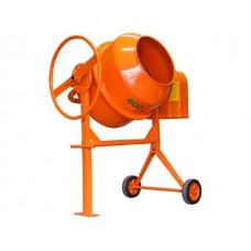 Бетоносмеситель ECO CM-153V (объем 150л, 750 Вт, вес 57 кг)