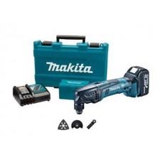 Аккум. многофункциональный инструмент (реноватор) MAKITA DTM 50 RFE в чем. (18.0 В, Li-Ion, 2 акк., 3.0 А/ч, 21000 об/мин)