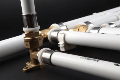 Трубопровод из металлопластика